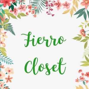 Follow us on Instagram! @fierro_closet 🌿